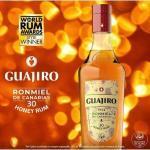Guajiro Ron Miel Rum 1L 30%