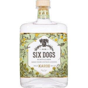 Six Dogs Karoo